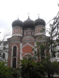 Ile d'Izmaïlovo, Moscou