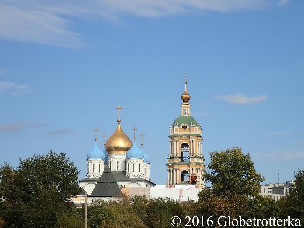 Monastère novospaski © 2016 Globetrotterka