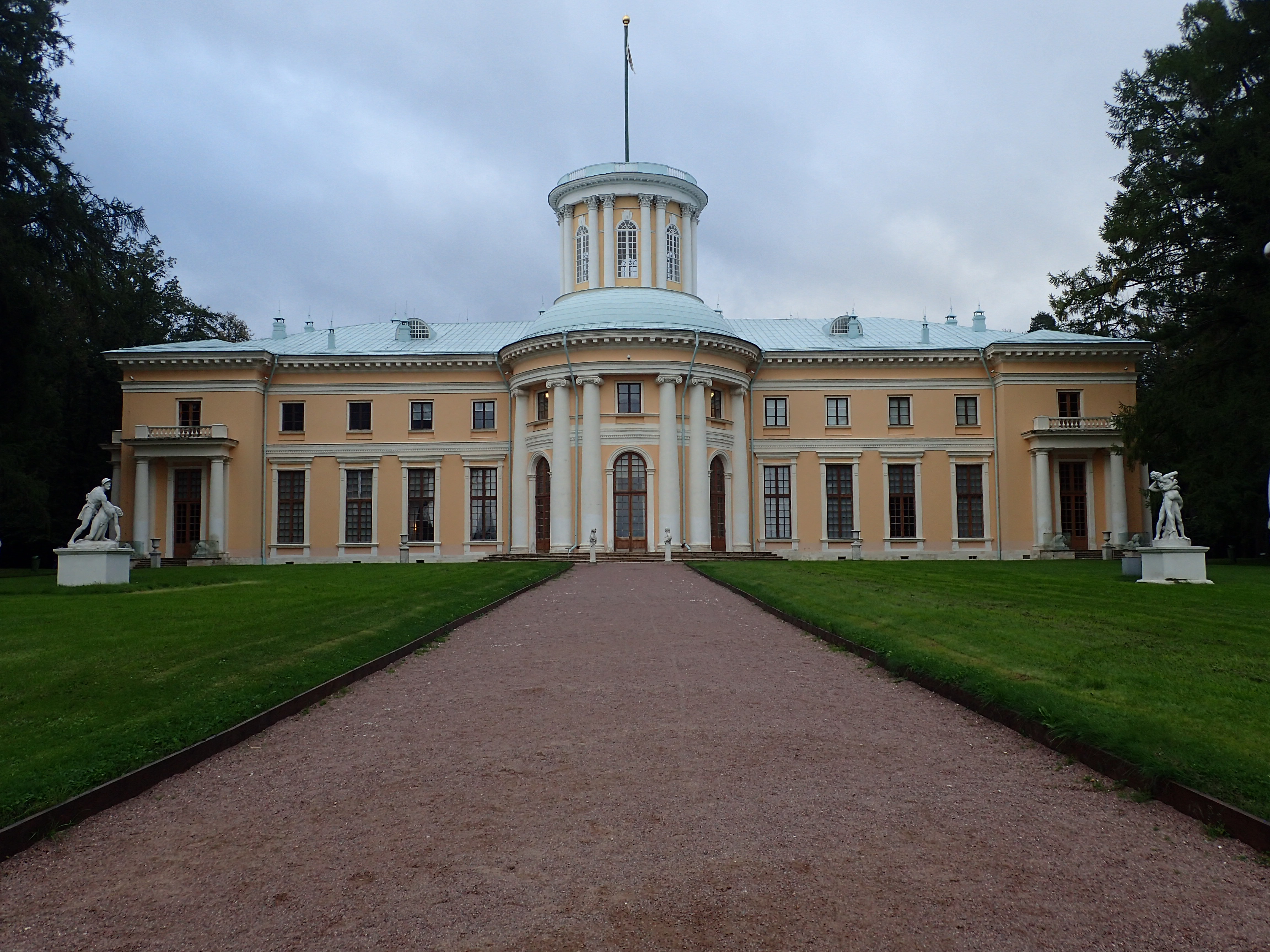 Palais principal d'Arkhangelskoïe