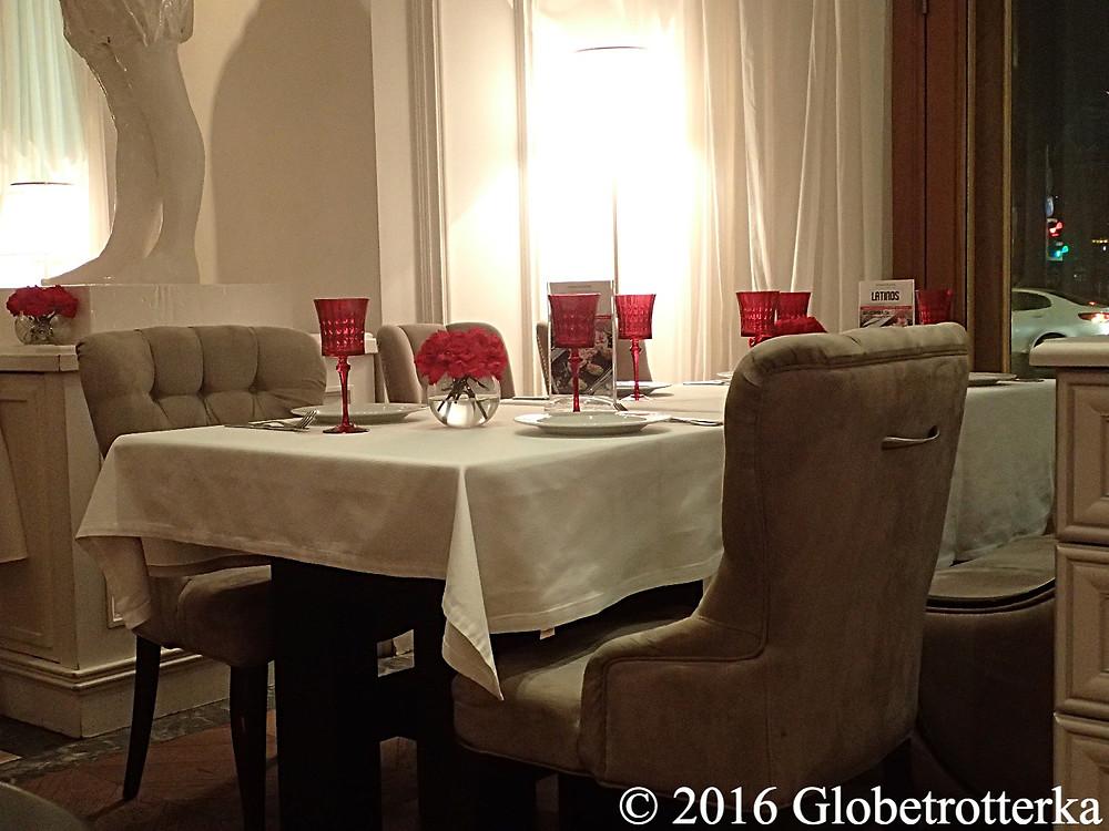 Grand Café Docteur Jivago  © 2016 Globetrotterka