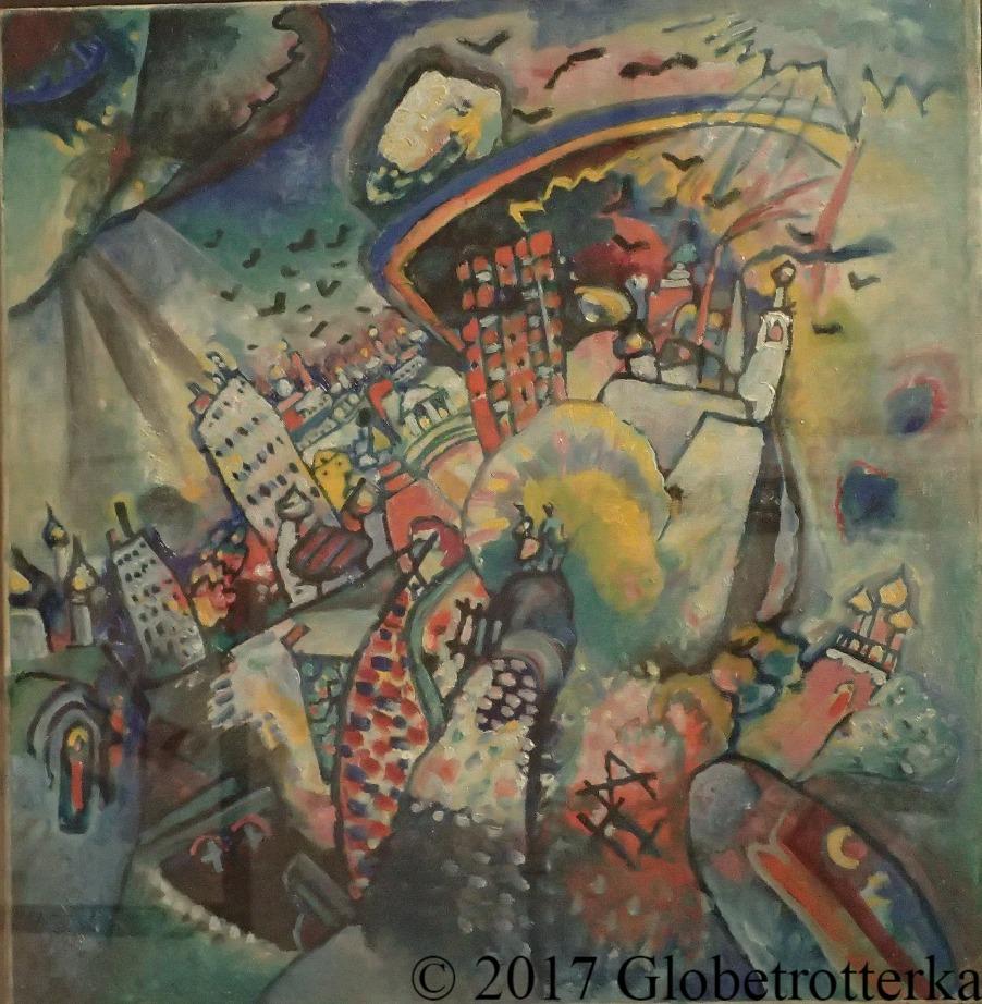 """Section """"l'utopie d'un nouveau monde"""", exposition Nekto 1917, nouvelle galerie Tretiakov, parc Muzéon, Moscou © 2017 Globetrotterka"""