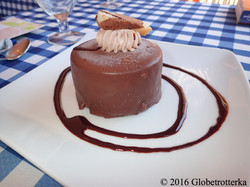 Dessert cubain