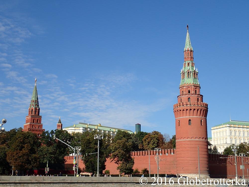 Kremlin © 2016 Globetrotterka