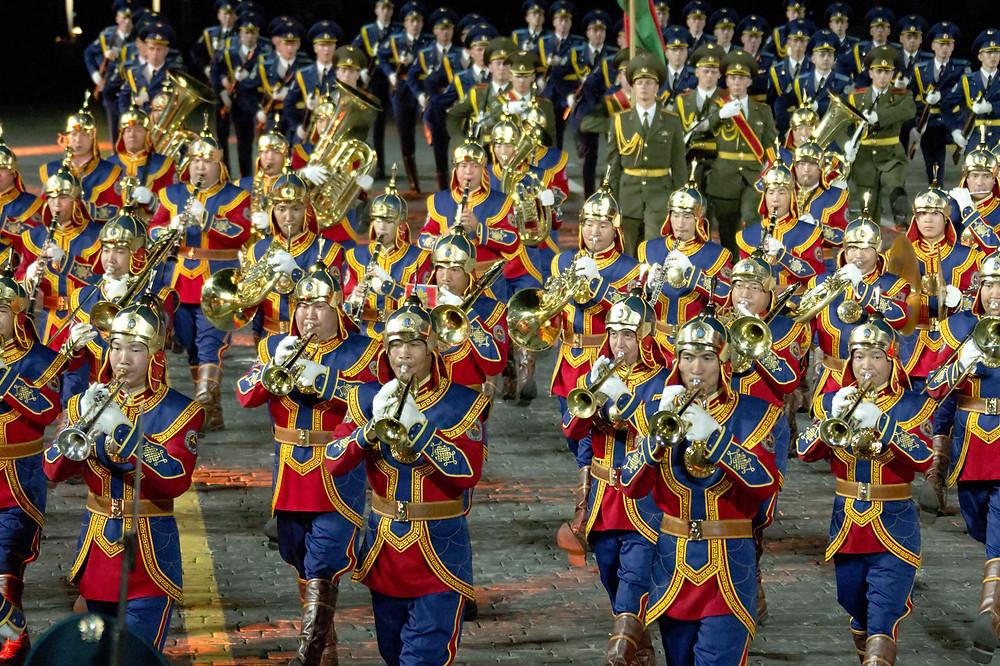 Neuvième festival Spasskaïa bachnia, août 2016, la Mongolie, photo du site officiel du festival