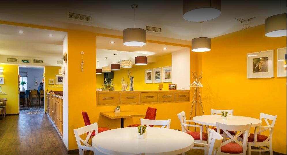 Photo du site officiel du restaurant LaCelletta Caffé