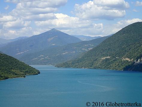 Les portes du Caucase