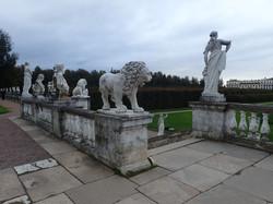 Statues du domaine d'Arkhangelskoïe