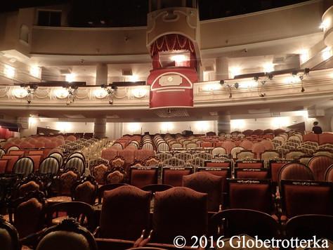 Théâtre atypique