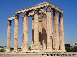 Temple de Zeus, Athènes, Grèce
