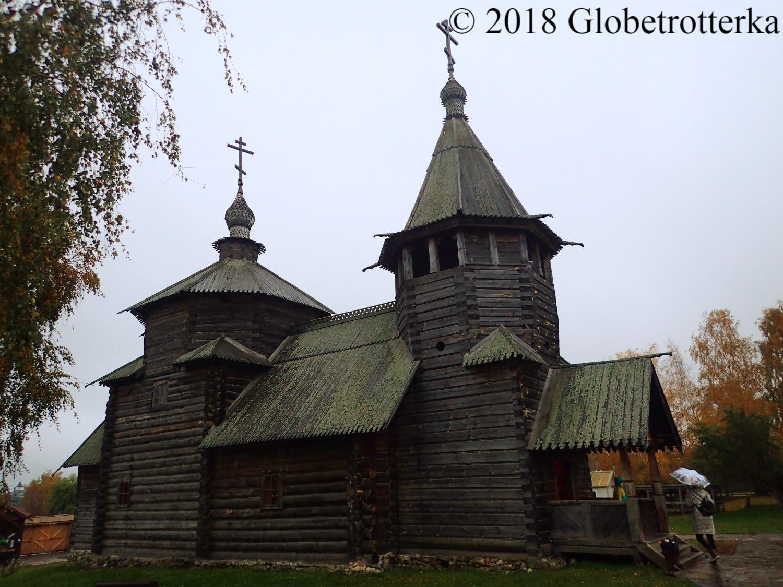 Eglise en bois du XVII siècle