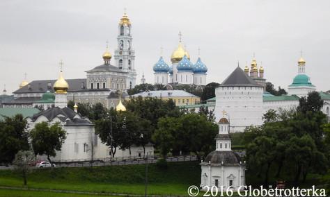Serguiev Posad, coeur de l'orthodoxie en Russie