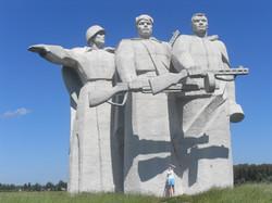 Mémorial de Doubossékovo