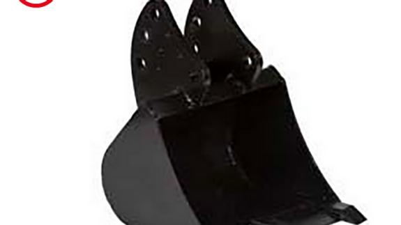 Schaufel 60 cm für Minibagger