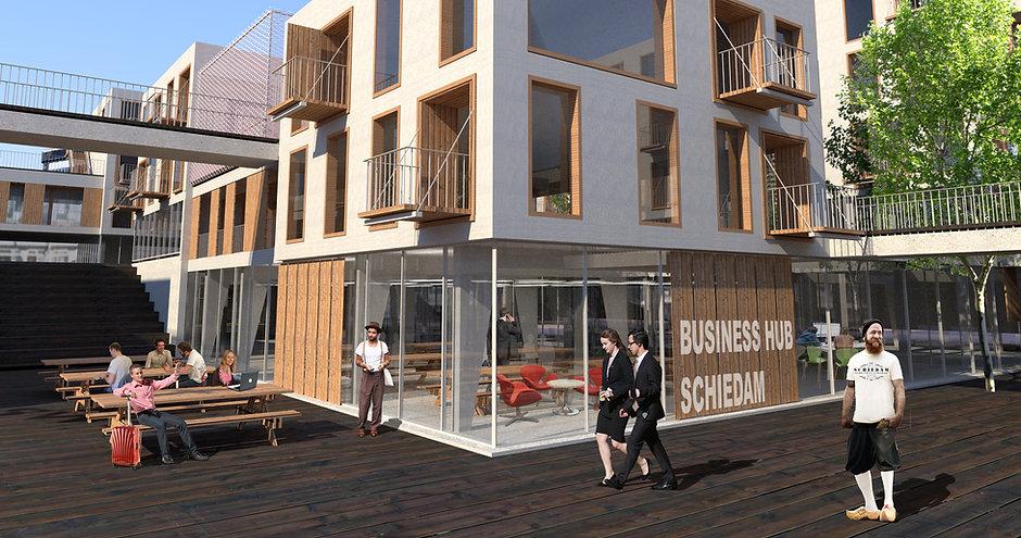 wv-studio: Koemarkt Schiedam