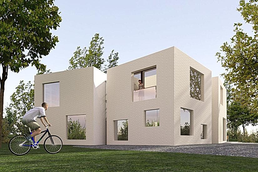 wv-studio: Villa in Culemborg