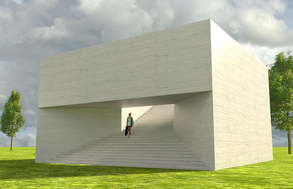 wv-studio: Design for a folly