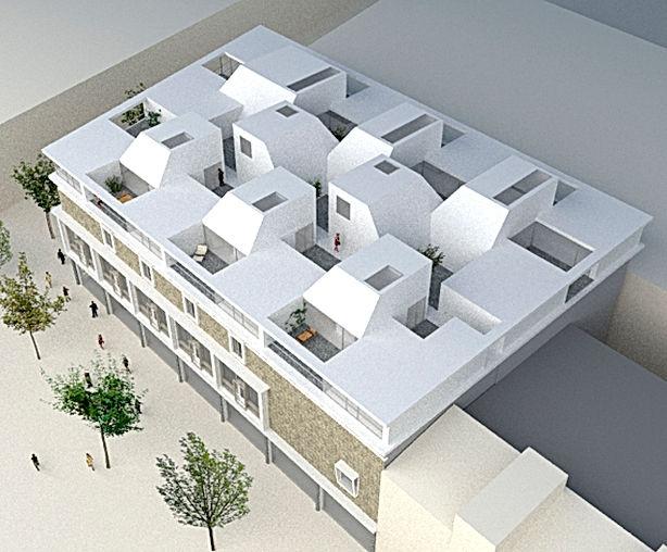 wv-studio: Bischoff building Hengelo
