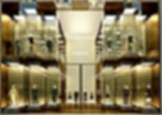 wv-studio: Shop fit-out proposal