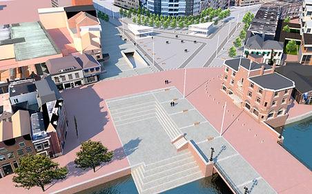 wv-studio: square design Schiedam