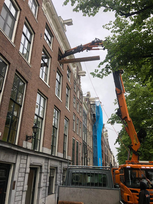 Adding history to Keizersgracht