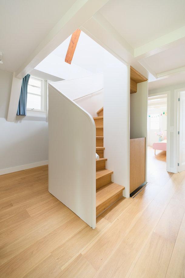 Stairs Prinsengracht