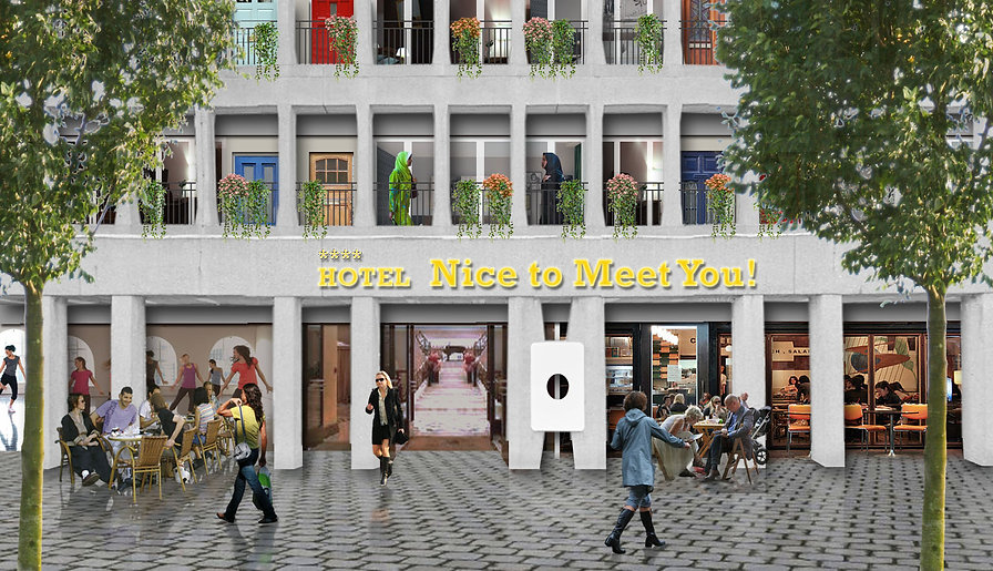 wv-studio: Hotel Nice to meet you!