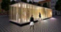wv-studio: Pavilion of light