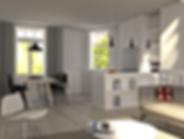 wv-studio: Apartment in Oud-West