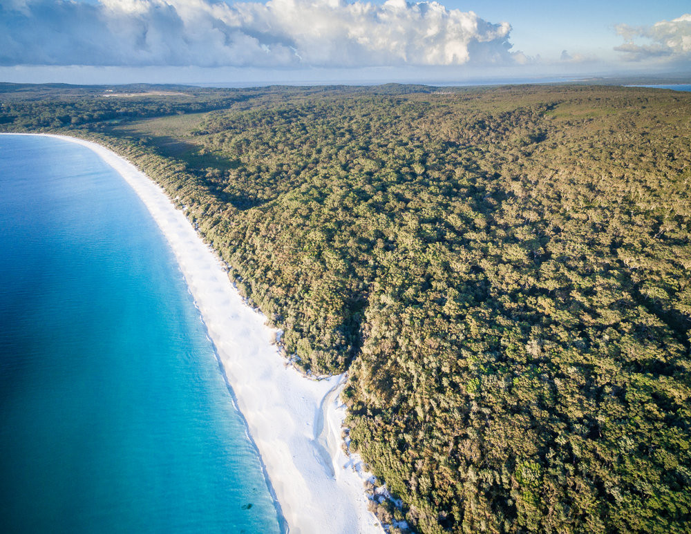 Hyams Beach - Image by www.walkmyworld.com.au