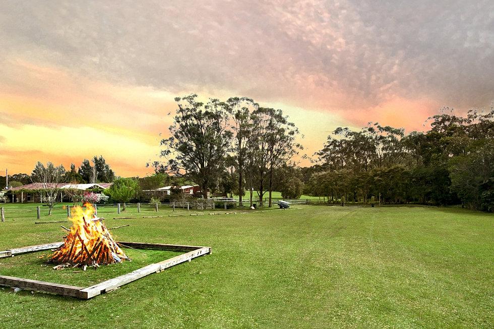 the woods farm jervis bay wedding venue accommodation. Black Bedroom Furniture Sets. Home Design Ideas