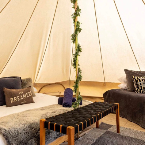 The Cove Glamping