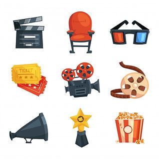 cinema-elements-set-multimedia-photograp