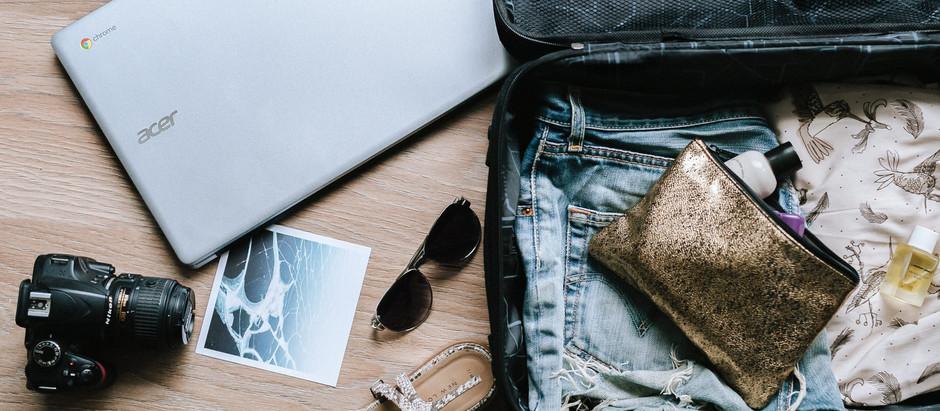 Viajando para Australia: Parte 1 – Organizando las maletas