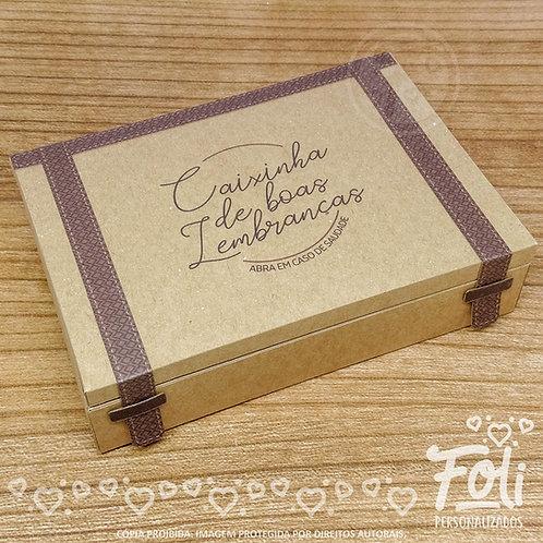 Caixa de boas lembranças - Dia dos Namorados