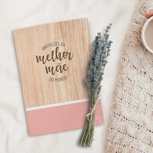 Caderno brochura - Dia das Mães