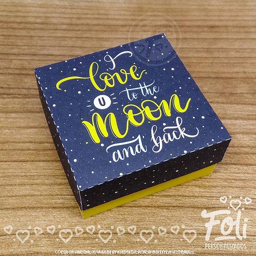 Caixa 4 Doces - Dia dos Namorados