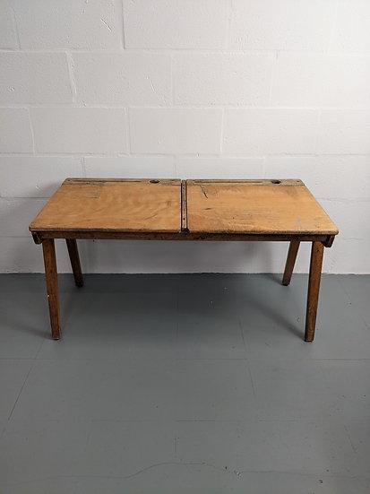 1960's circa School Desk