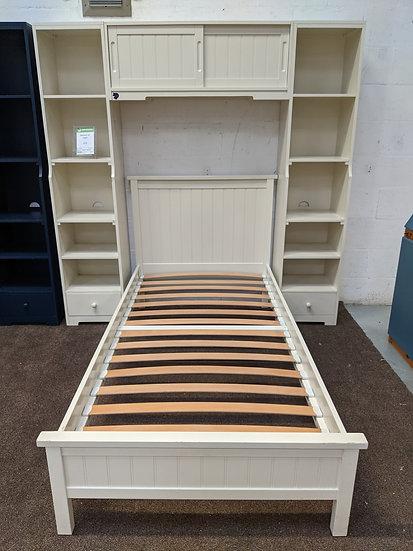 Single Bedroom Set - White