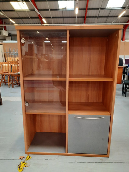 6 Compartment Office Cabinet