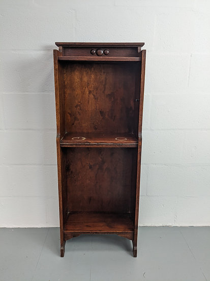 Vintage Wooden Shelve Unit incomplete