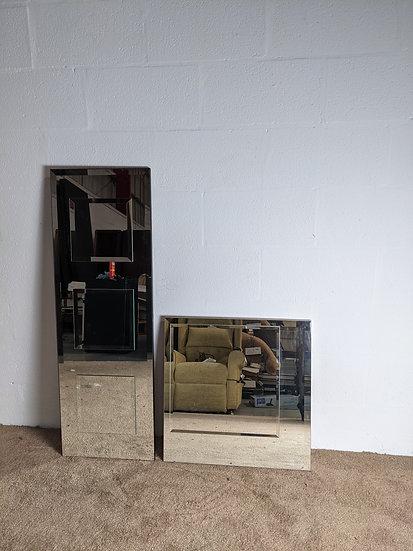 2 Matching Mirrors