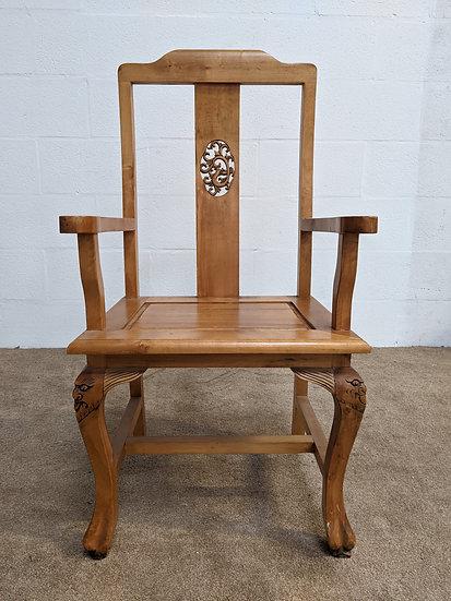 Decorative Wooden Chair
