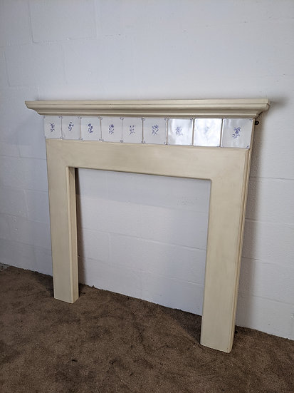 White Fire Surround