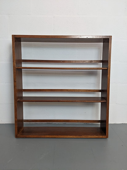 Vintage Dove Tailed Wooden Shelving - Upcyling Project