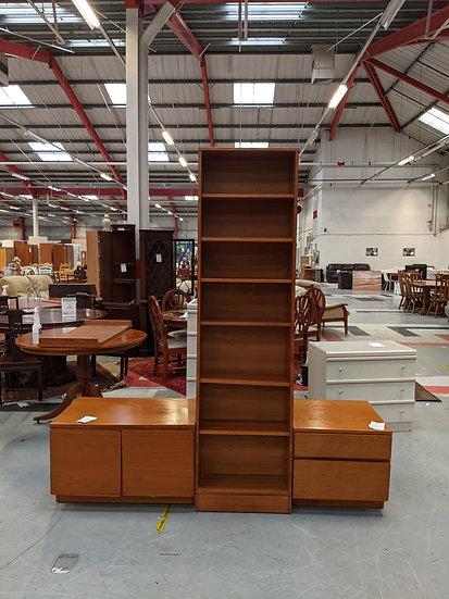 Wooden Storage Solution Set
