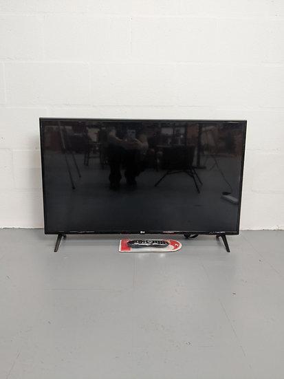 """LG 43"""" Smart TV -  Model Number 43UK6300PLB"""