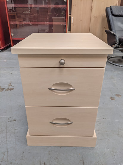 Solid Bedside Drawers