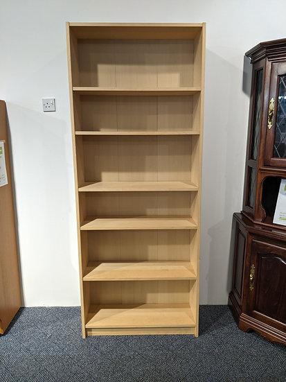 Tall Pine Effect Bookshelf
