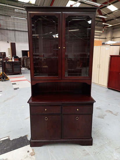 Stag Display  Cabinet