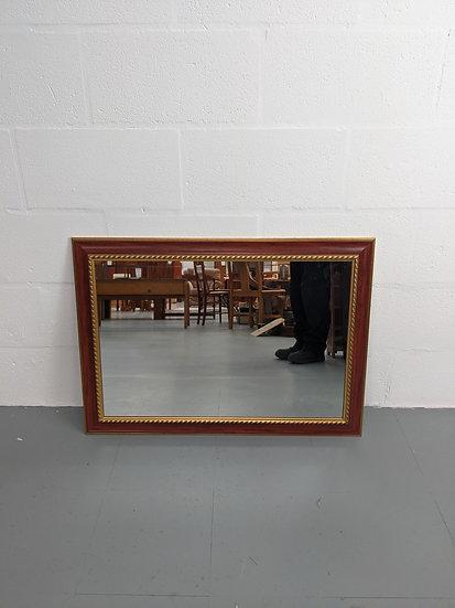 Beautiful Framed mirror